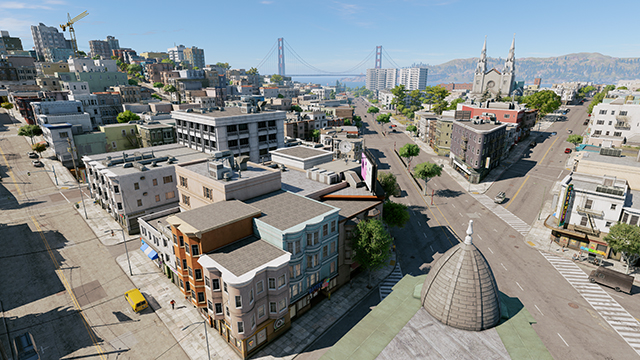 Watch Dogs 2 - Extra Details Interactive Comparison #001 - 100% vs. 0%
