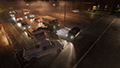 《看門狗 2》- 頭燈陰影範例 #001 - 4 輛車