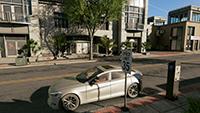 《看門狗 2》- 陰影範例 #003 - NVIDIA PCSS