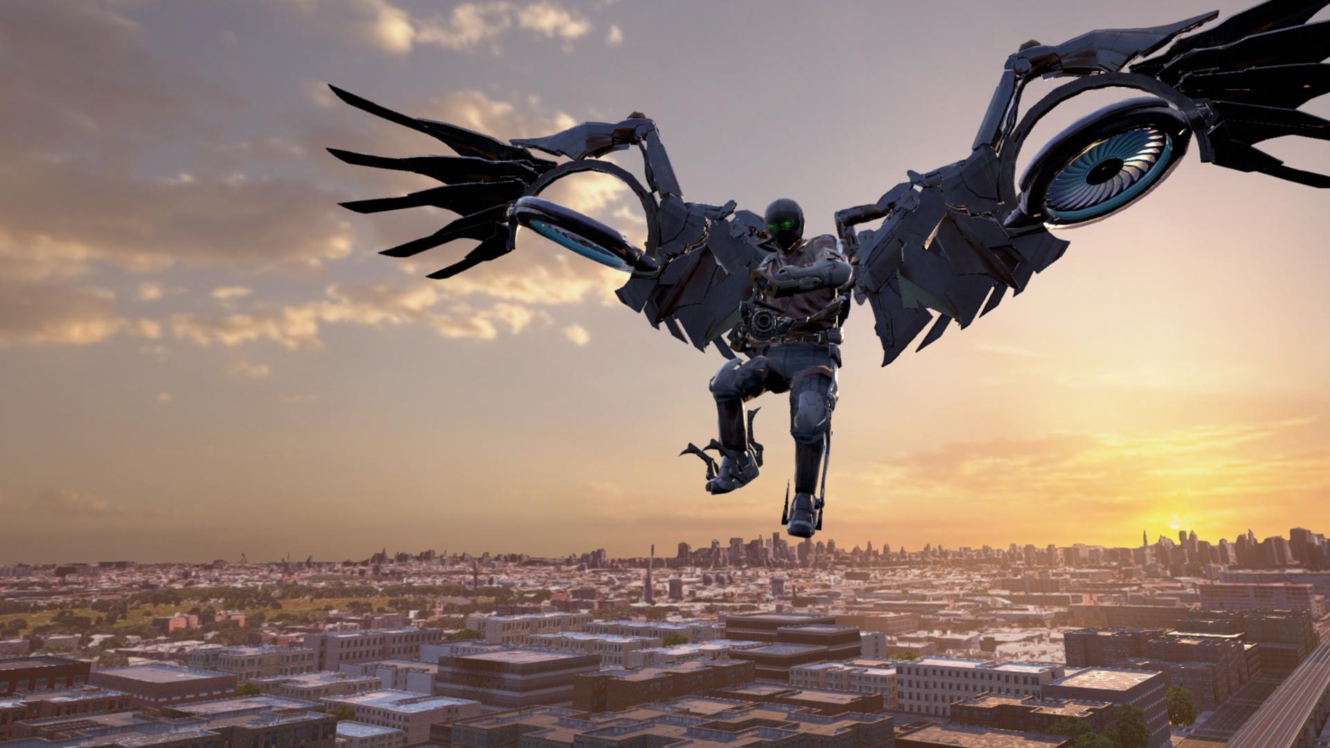 Spider Man Salta A Los Cascos Oculus Rift Y Htc Vive En El