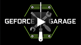 Introduction to GeForce Garage Video