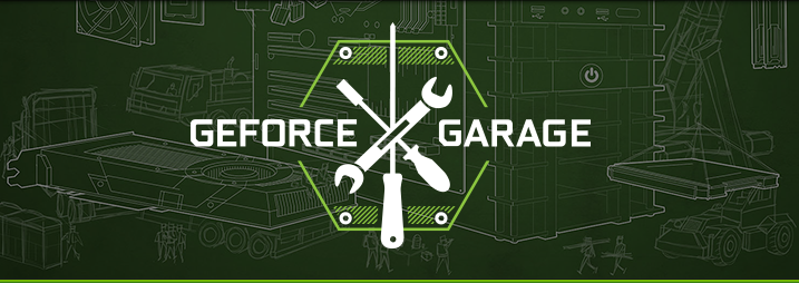 GeForce Garage: The Ultimate Resource Center For Designing, Building, and Customizing Your GeForce GTX-Powered PC.