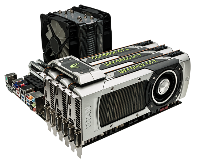 The new and very exclusive NVIDIA GeForce GTX SLI Bridge.
