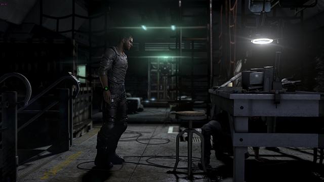 HBAO+ provides cutting-edge shadow tech for Splinter Cell Blacklist.