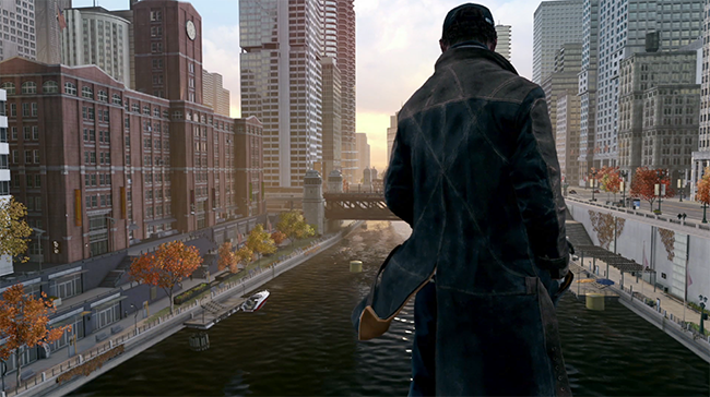 Watch Dogs GeForce GTX Technology Trailer