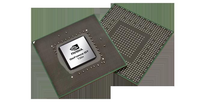 GeForce GT 730M