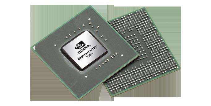 GeForce GT 735M