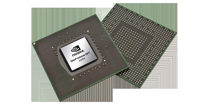 GeForce GT 640M