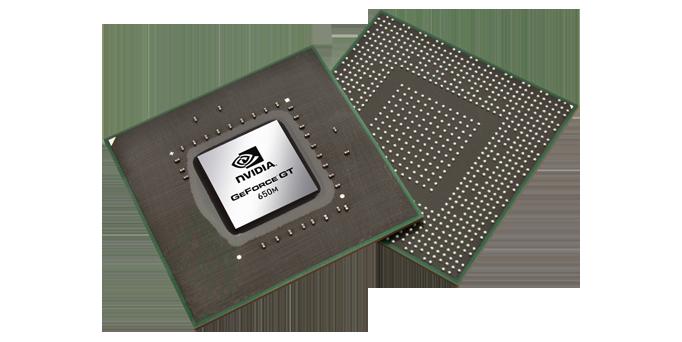 GeForce GT 650M