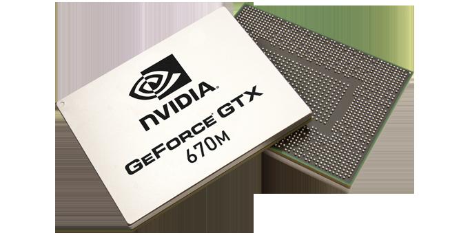 GeForce GTX 670M