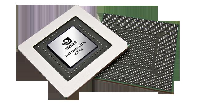 GeForce GTX 670MX