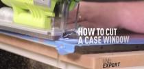 GeForce Garage:  Antec 900 系列,影片 1 - 如何切割機殼側窗