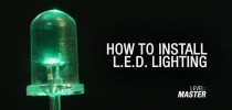 GeForce Garage: Cross Desk Series, Video 4 - How to Install LED Lighting