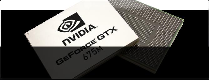 GeForce GTX 675M