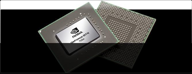 GeForce GTX 765M