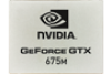 GeForce GTX 675M