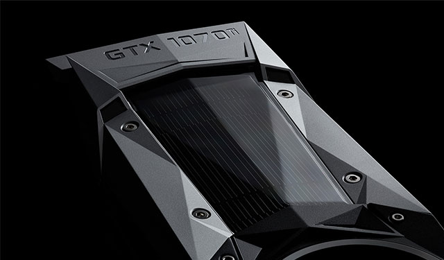 GeForce GTX 1070 Ti