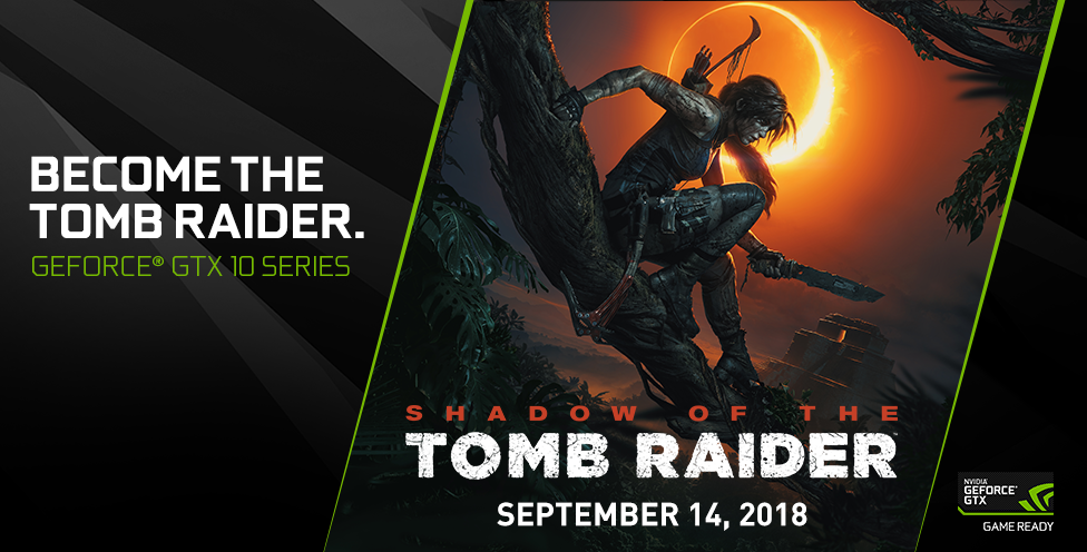 Become The Tomb Raider