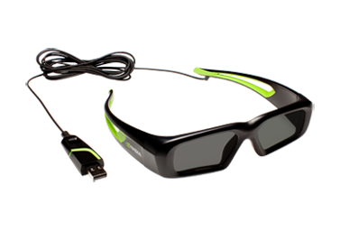 D Glasses For Nvidia D Vision