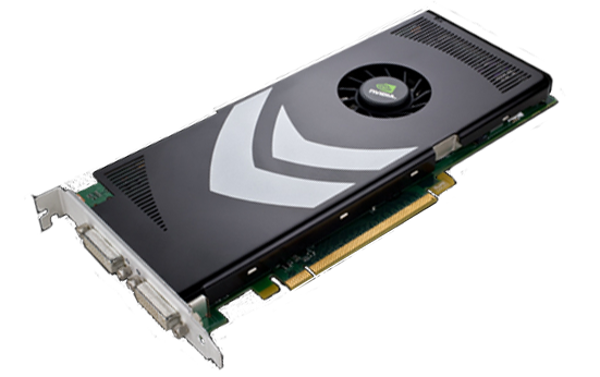 NVIDIA GeForce 8800 GT for Mac