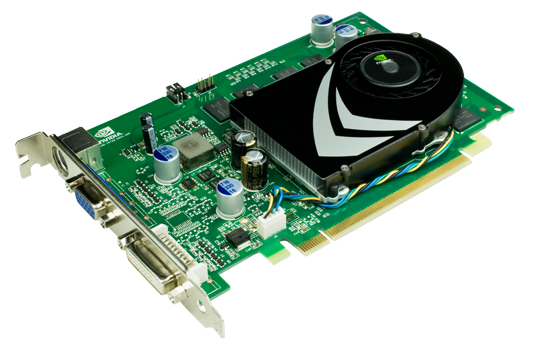 Nvidia GeForce 9400gt