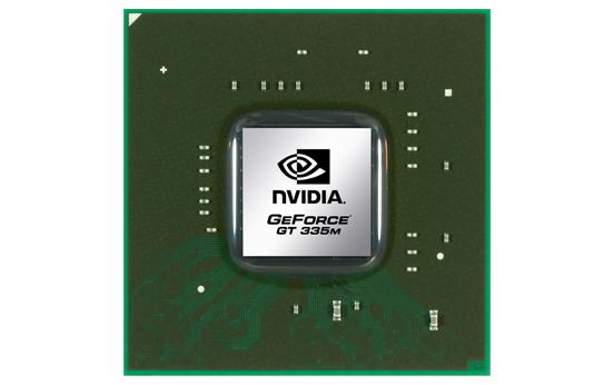 Nvidia geforce gt 335m vs nvidia geforce gt 320m.