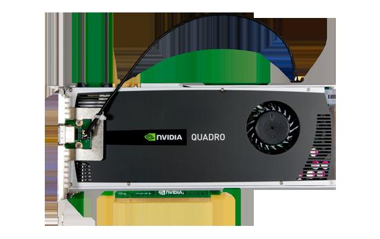 Quadro 4000 for Mac – Mac Pro graphics card for 3D design