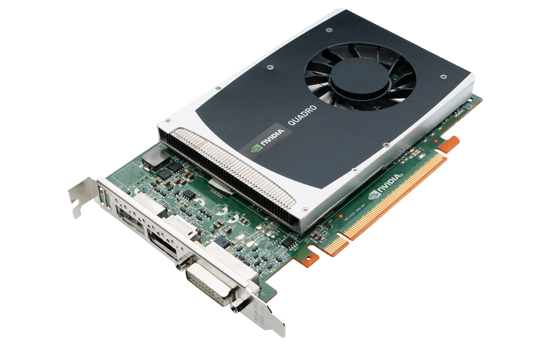Quadro 2000 – Workstation graphics card for 3D design, styling