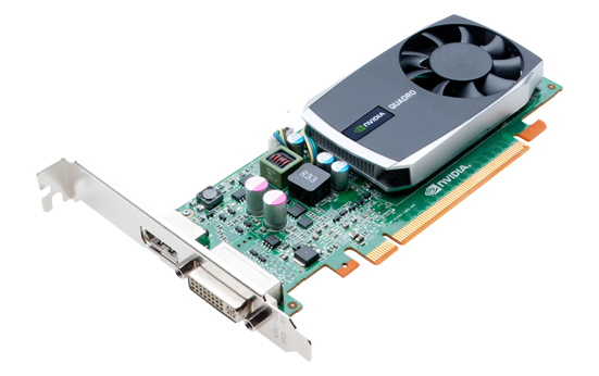 Quadro 600 – workstation graphics card for 3D design
