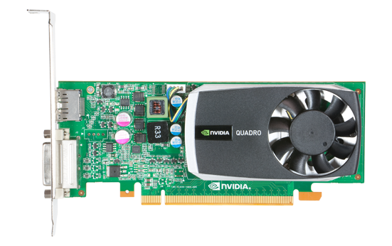 Quadro 600 \u2013 workstation graphics card for 3D design, styling