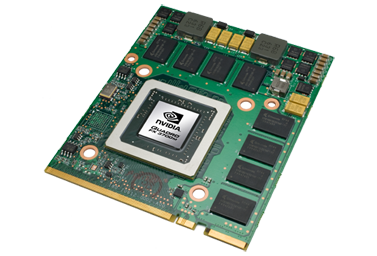 NVIDIA Quadro FX 3700M
