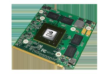 NVIDIA Quadro FX 770M is a 32-core CUDA parallel computing processor