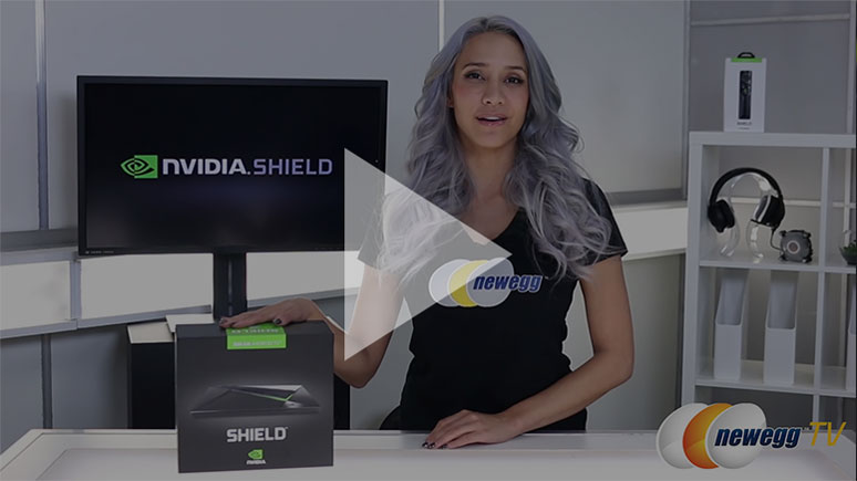 NVIDIA Shield Pro with GeForce Now Overview