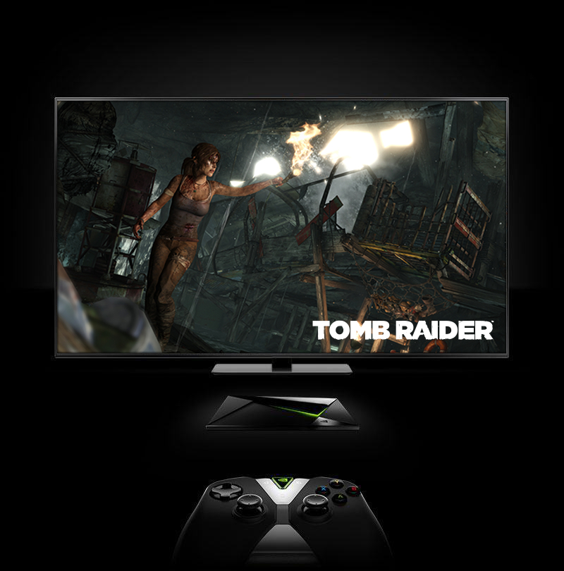 Play PC Games on NVIDIA SHIELD