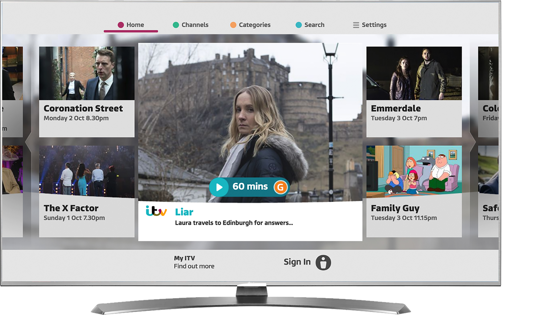 Support Shield Bend And Twist Your Remote Control To Change Channels Itv Hub Brings A World Of Entertainment Nvidia Its Place Get Exclusive Video Catch Up On All Favourite Shows