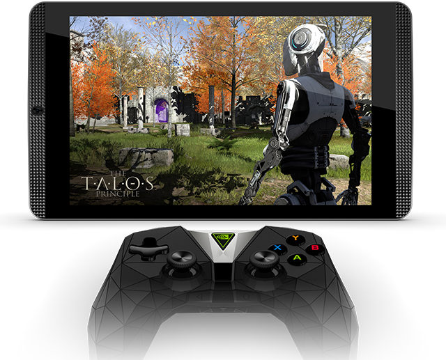 New SHIELD tablet K1 for Gamers - NVIDIA SHIELD Store