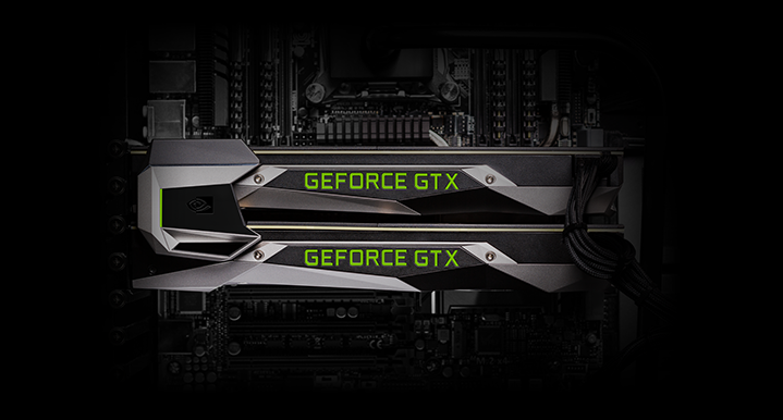 NVIDIA SLI Bridges | GeForce